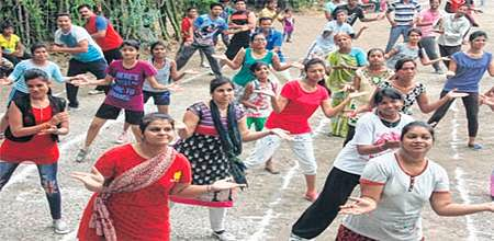 Indore: Meghdoot Zumba Club inspiers Indoreans to adopt healthy lifestyle