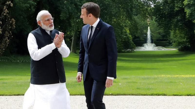 In Russia, Prime Minister Modi makes veiled attack on Pakistan over terror
