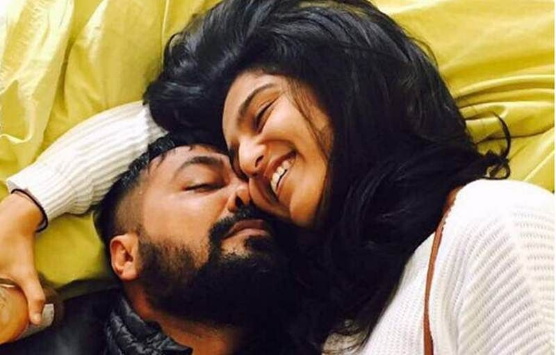In pictures: Anurag Kashyap is in deep love with his 22-year-old girlfriend Shubhra Shetty