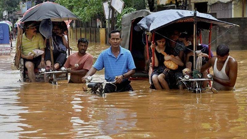 Odisha's own flood forecasting model