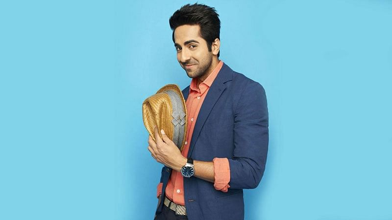 Ayushmann Khurrana shares first look of film 'Shoot The Piano Player'