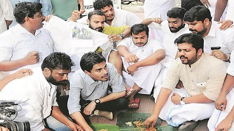 Kerala Youth Congress workers arrested for holding beef fest