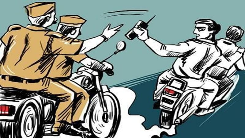 Indore: Bike lifter brothers held, 12 two-wheelers recovered