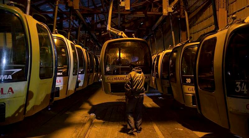 Cable car mishap: Operator blames 'Act of God', police register an FIR