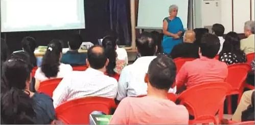 Indore: Mind Your Language Metaphors and idioms make speech more appealing: Expert