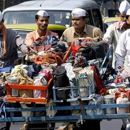 From meal-providers to menial labour: Mumbai's dabbawalas forced to scrape bottom of the barrel