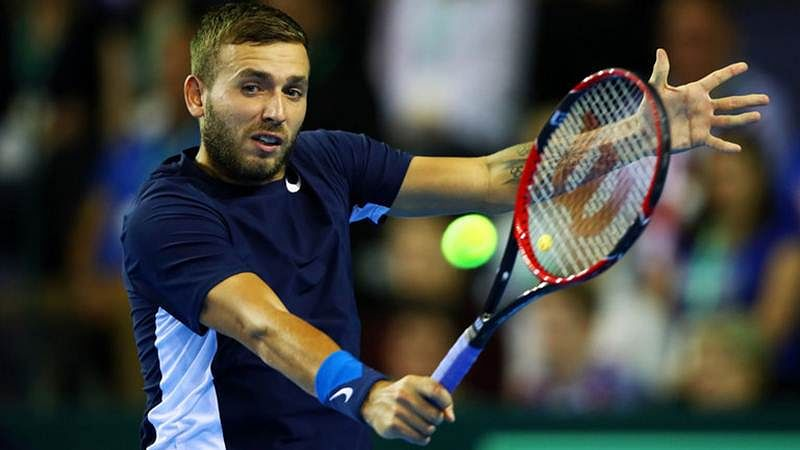 British tennis player Dan Evans tests positive for cocaine