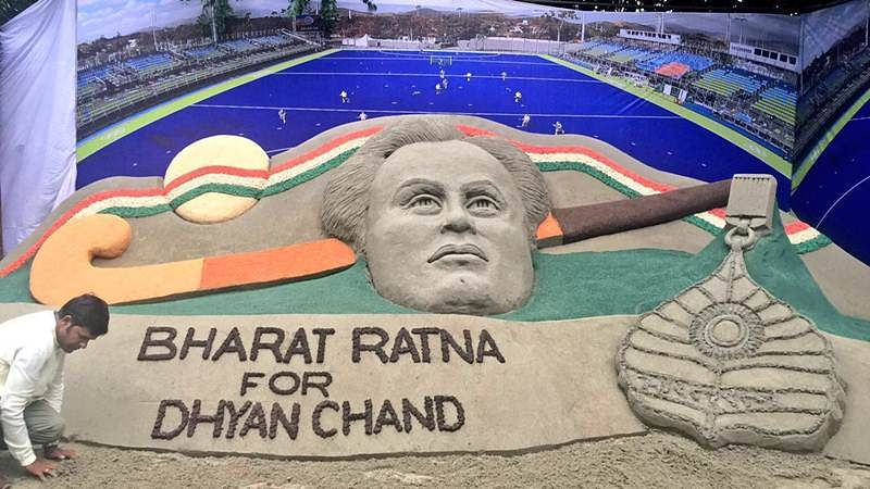 Sports Ministry writes to PMO, seeks Bharat Ratna for Dhyan Chand