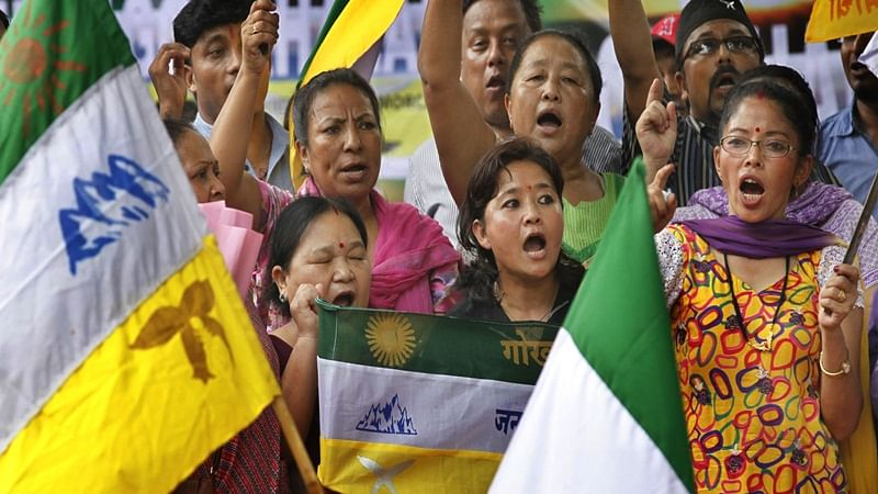 GJM members hand over resignation from GTA to Bengal Guv