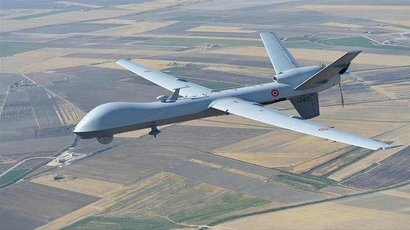 China says Indian drone entered its airspace, crashed