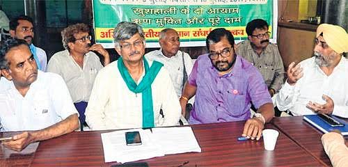 Bhopal: Farmers to march from Mandsaur to Champaran