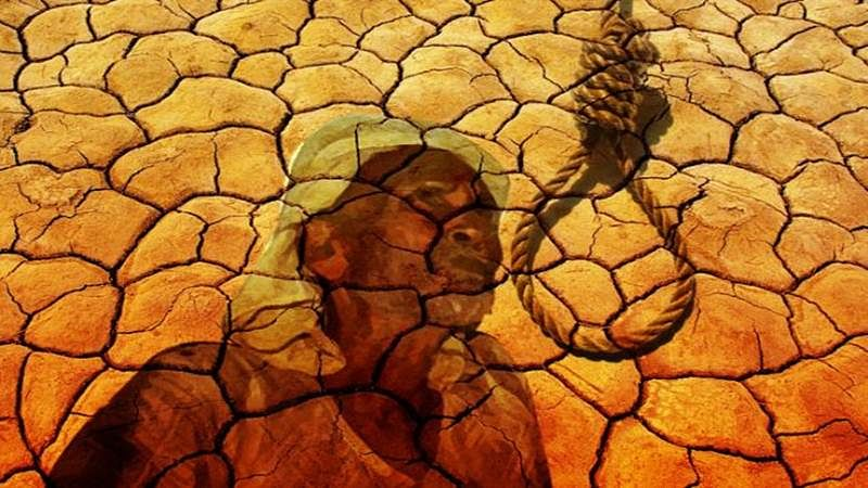 Maharashtra: For past three months, three farmers commit suicide every day in Marathwada region
