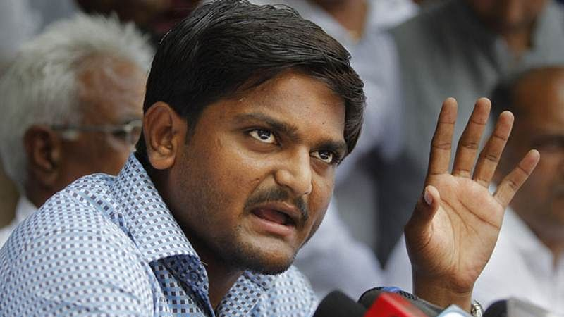 Hardik has Sardar Patel's DNA, says Gujarat Congress leader; BJP criticises remarks
