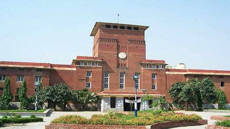National issues dominate University polls in Delhi