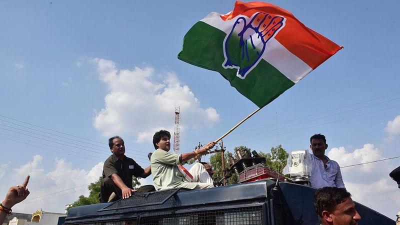 Jyotiraditya Scindia, ' Patel shut out from Mandsaur