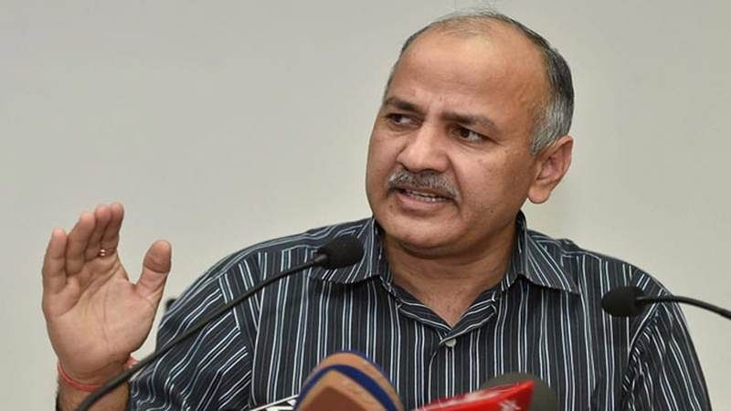 Delhi Deputy CM Manish Sisodia likens BJP leaders with Mughal rulers