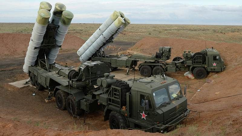 India to get S-400 Triumf anti-aircraft missile systems from Russia