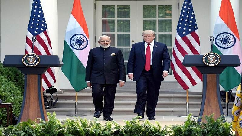 PM Modi in joint statement with Trump: India, US global engines of growth