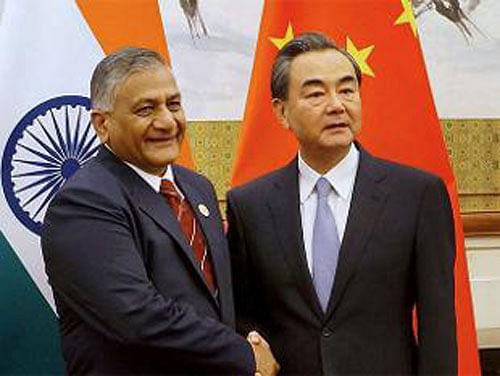 India for more dialogue, strategic ties with China