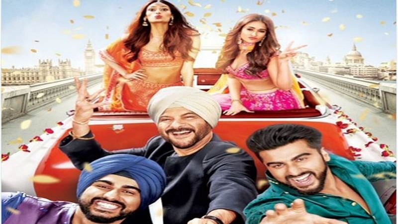 Mubarakan trailer out: Arjun and Anil Kapoor double the comedy quotient