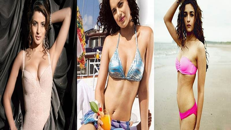 Hot And Sexy 10 Bollywood Actresses And Their Sizzling Pictures