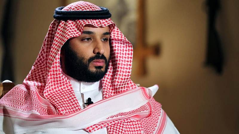 Saudi king Salman's son named crown prince: royal decree