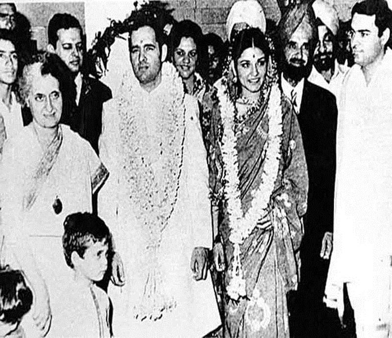 Love story of Sanjay Gandhi and Maneka Gandhi will melt your heart