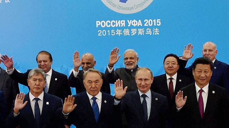 Red Fort with Indian flag part of Pak tableau in SCO meet gaffe