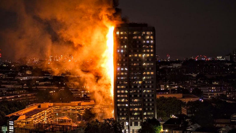 London fire: Death toll rises to 30; fears it could climb over 100