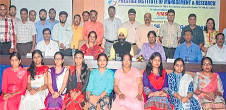 Indore: 37th national case writing workshop held at PIMR