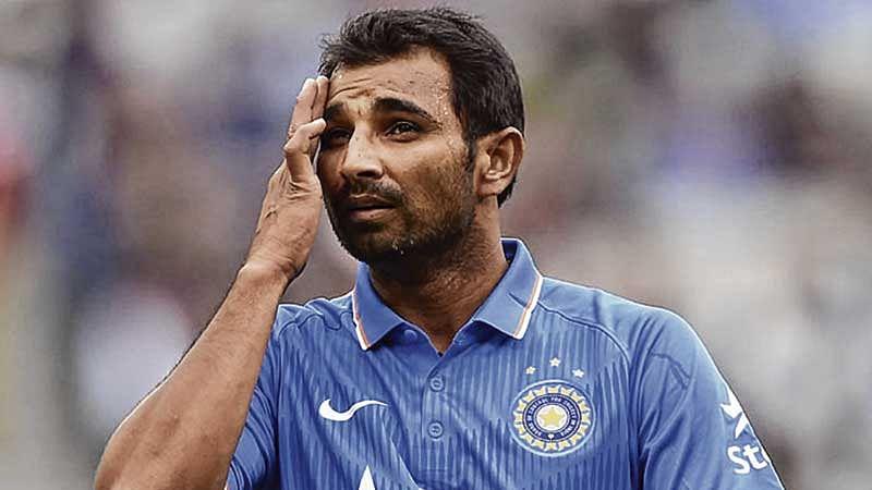 Arrest warrant issued for Indian pacer Mohammed Shami