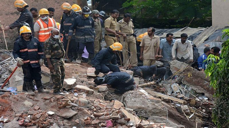Mumbai: Ghatkopar building collapse death toll reaches 17, Shiv Sena leader arrested