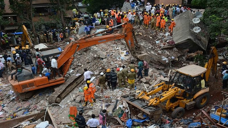 Ghatkopar building collapse: Bombay HC rejects bail plea of accused Shitap and Agale