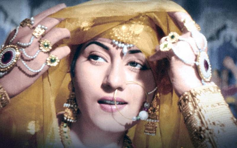 Madhubala's sister to make a biopic on iconic actress' life, read details inside