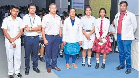 Indore: 38th anniversary celebration: CHRC organises live demo on endoscopic ultrasound for students