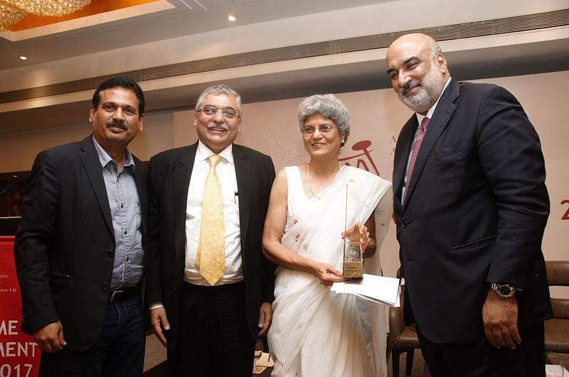 Roda Mehta becomes first woman to receive AAAI's Lifetime Award