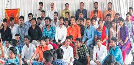 Ujjain: Establishment day of ABVP celebrated