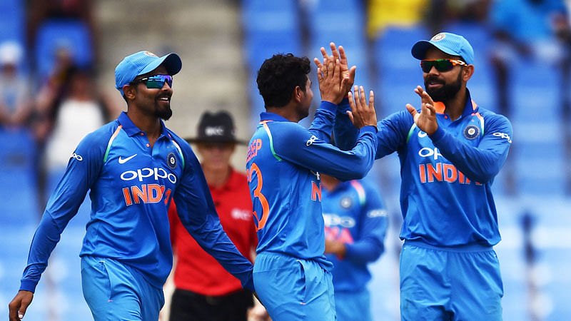 India restrict Windies to low total
