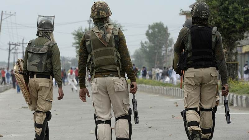 Partial restrictions in Srinagar to prevent anti-US protests