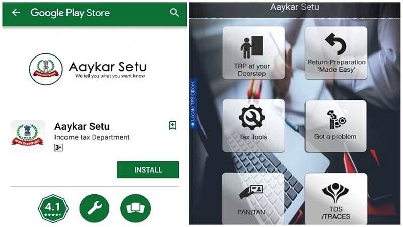 Aaykar Setu receives more than 10,000 downloads a day