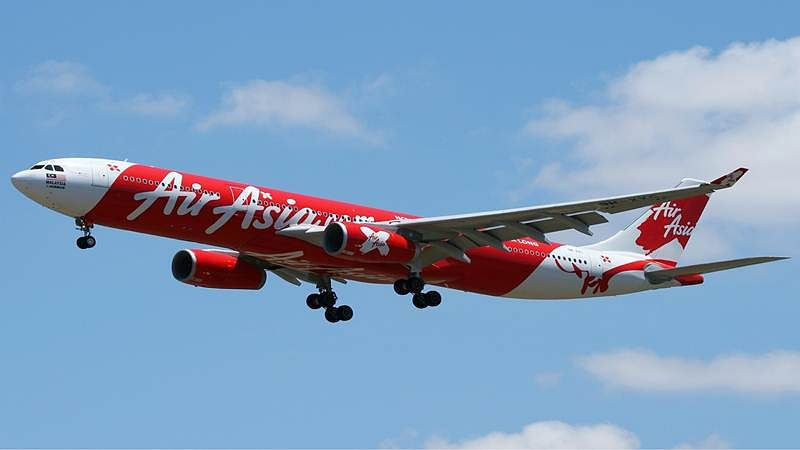 Foetus found in lavatory of AirAsia plane, 19-year-old taekwondo player says she lost it