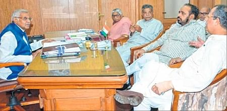 Bhopal: Govt has lost focus: Ajay Singh