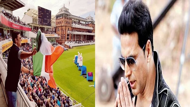 Akshay Kumar apologises for `violating code of conduct for tricolor`