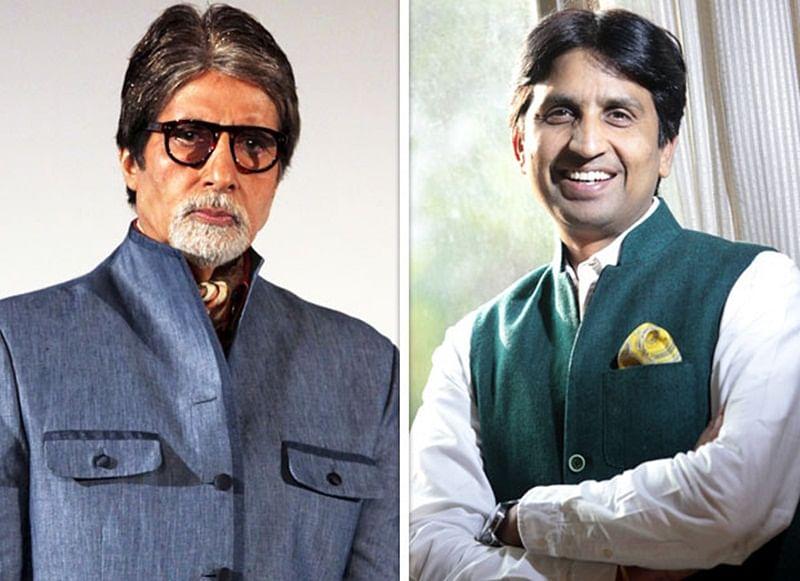 SHOCKING: Amitabh Bachchan slaps notice to AAP leader Kumar Vishwas over copyright infringement case