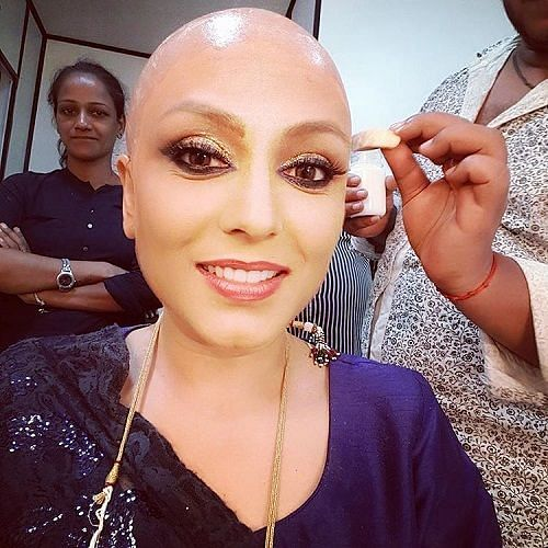Clean and Clear! 12 actresses who went bald for their roles!
