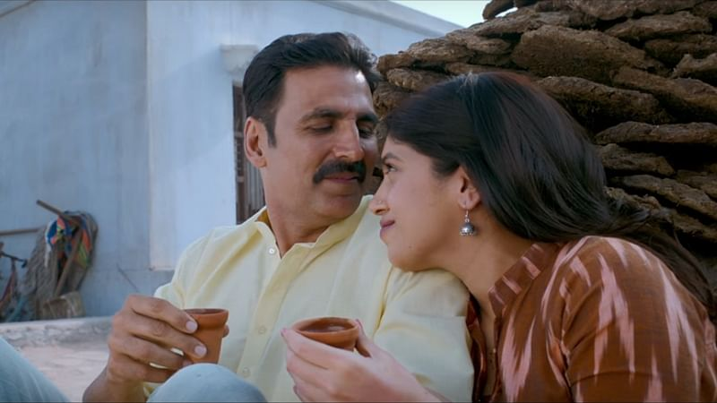 'Toilet: Ek Prem Katha' new song: 'Bakheda' gives lovely couple goals