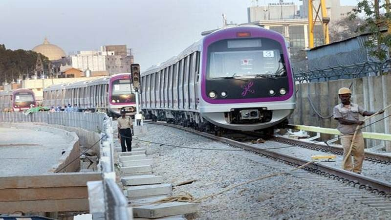 HCC JV bags Rs 797crore order from Bangalore Metro