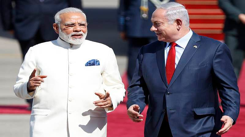 Srinivasa Ramanujan symbolises talent of people of India: Benjamin Netanyahu