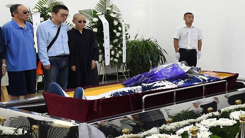 China's jailed Nobel laureate Liu Xiaobo's body cremated