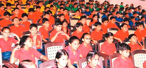 Indore: CREATE Stories inspires children with success stories